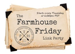 TheFarmhouseFridayLinkParty