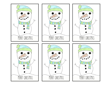 drawnsnowmantags